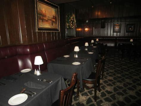 london chop house detroit quiet romantic back corner picture of london chop house detroit tripadvisor