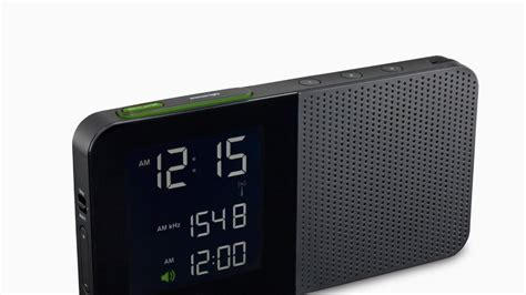 design radiowecker braun s new simple legible alarm clock