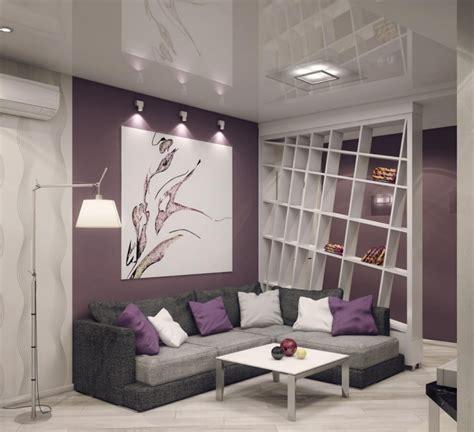 wohnzimmer modern einrichten kalte oder warme t 246 ne - Wohnzimmer Le Modern