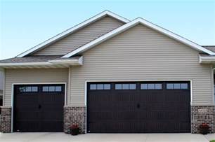 residential garage doors overhead door of south bend