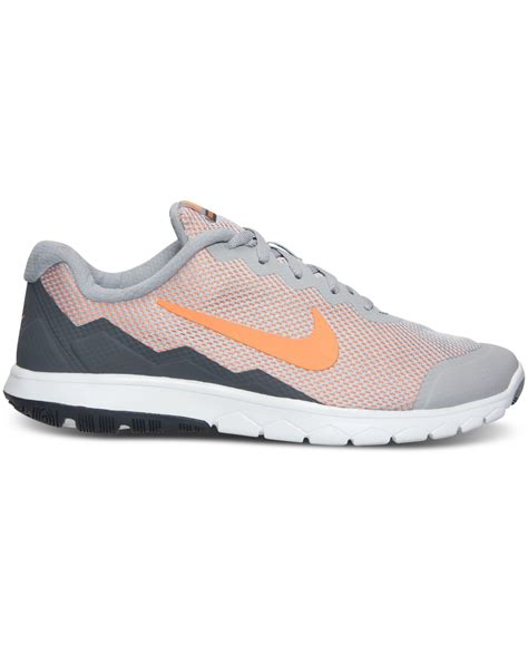 nike mens running shoes wide width lyst nike s flex experience run 4 wide width running