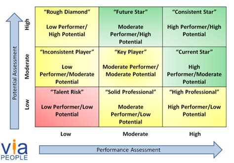 The Succession Planning 9 Box A Powerful Tool To Be Used Wisely Employee Performance Calibration Template