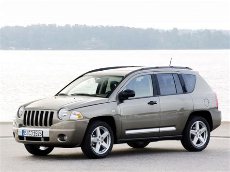 compass jeep 2006 jeep compass technical specifications and fuel economy
