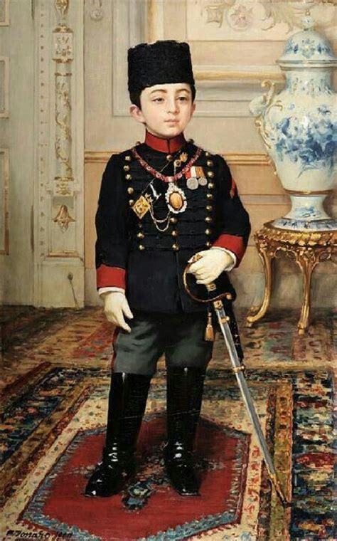 ottoman empire king prince abulalrhman the son of sultan abdualhameed the last