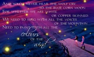 colors of the wind lyrics pocahontas images colours of the wind wallpaper and