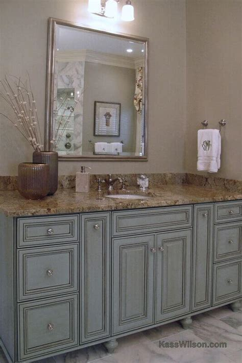 Cabinet Refinishing Atlanta by Easy On The Bathroom Cabinetry Refinishing