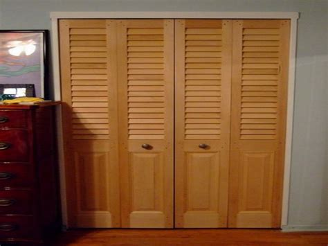 Wood Sliding Closet Doors For Bedrooms Wood Doors For Bifold Wood Closet Doors