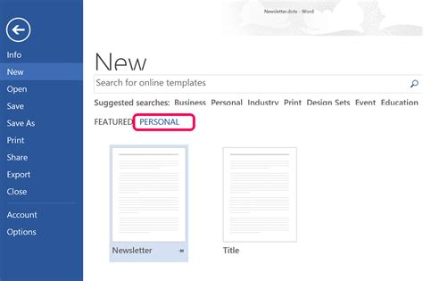 How To Make A Newsletter Template In Word Techwalla Com Create Newsletter Template In Word