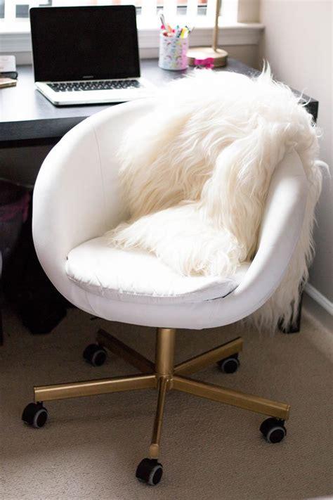 gold office chair ikea chair diy chair ikea hack gold