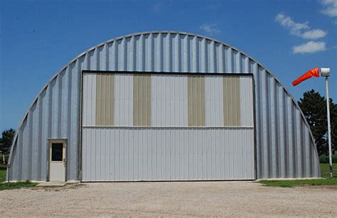 Hangar Shed pre engineered aircraft hangers by longlife