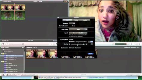 How To Overlay A Picture On Imovie how to overlay a picture in imovie 09