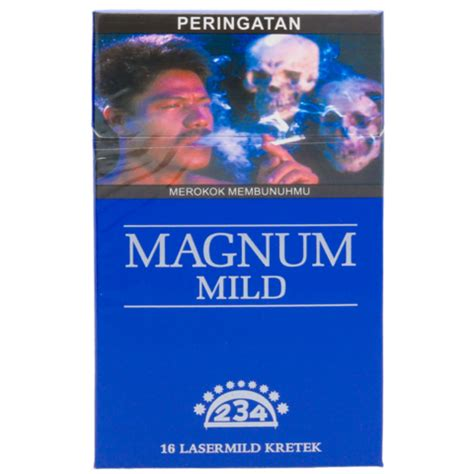 Rokok Soerna Magnum Filter 12 transmart carrefour honestbee