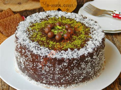 biskvili mozaik pasta nefis yemek tarifleri bisk 252 vili pasta tarifi nasıl yapılır resimli yemek