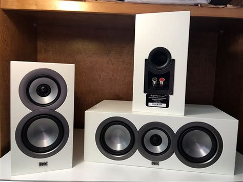 elac uni fi slim  speaker system preview