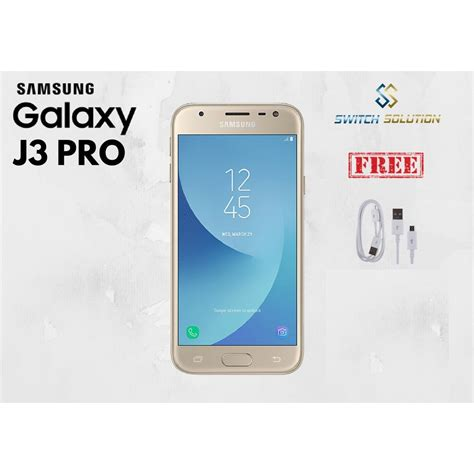 Samsung J3 Rm samsung galaxy j3 emerge price in malaysia specs technave