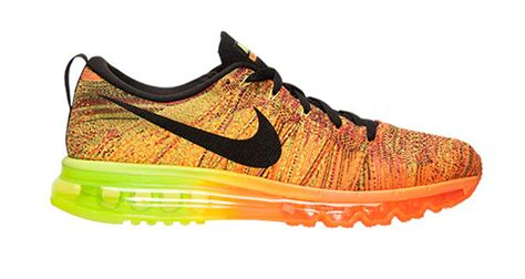 nike flyknit air max quot total orange quot nicekicks
