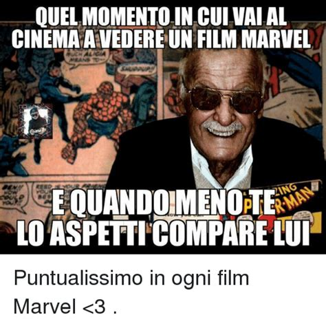 film marvel al cinema quelemomento in cui vai al cinema avedereun film marvel