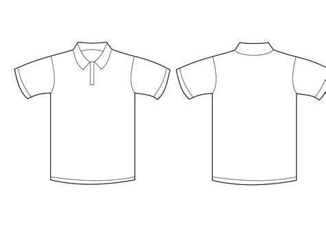 polo t shirt pattern vector polo shirt vector