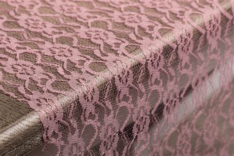 blush table overlay table runner fabric by the metre citytocottage
