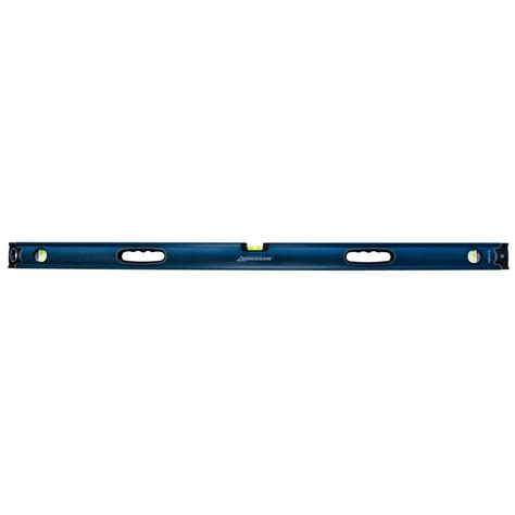 Swanson Plumbing And Heating by Swanson 48 In Lighted Box Beam Level Bll480 The Home Depot