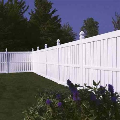 pvc plastic fence company recommended vinyl fence company with fence price