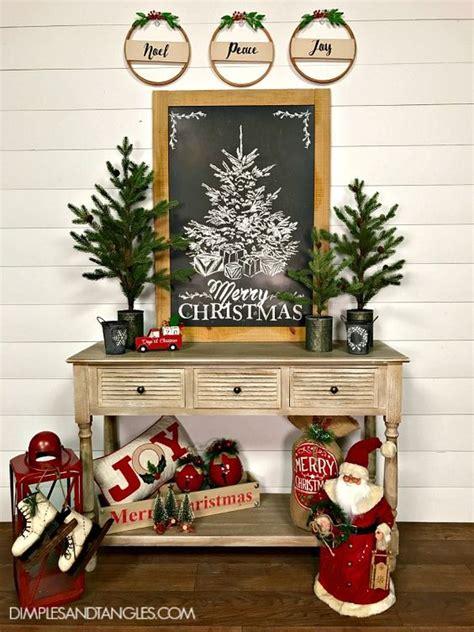 decorar casa esta navidad 2017 2018 4 decoracion de - Tips Para Decorar La Casa En Navidad