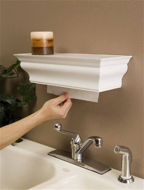 Bathroom Paper Towel Holder by 25 Best Ideas About Paper Towel Holders On Paper Towel Storage Space Saving And