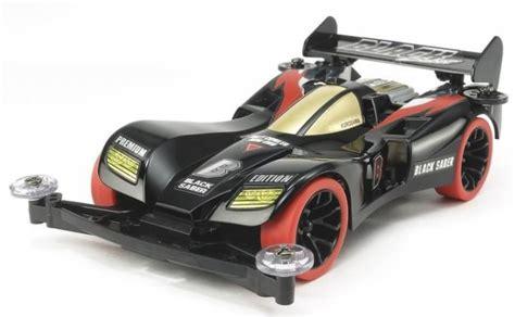 tamiya black saber premium ii chassis 95451