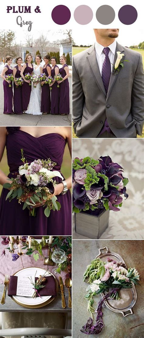 plum wedding colors best 25 plum wedding colors ideas on plum