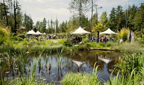 Tofino Botanical Gardens Tofino Food Wine Festival June
