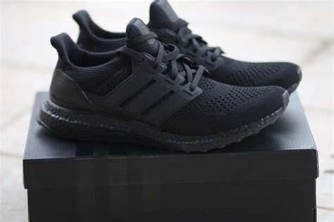 adidas ultra boost triple black adidas ultra boost quot triple black quot release date