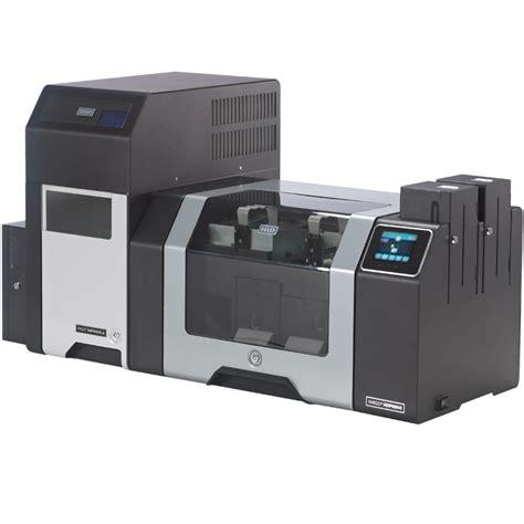 template card hid printer fargo hdp8500le industrial card laser engraver secure