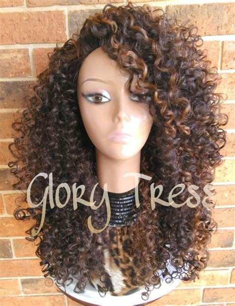 Wig Poni Depan Curly 1191 best faux hair fabulous images on lace front wigs lace wigs and human