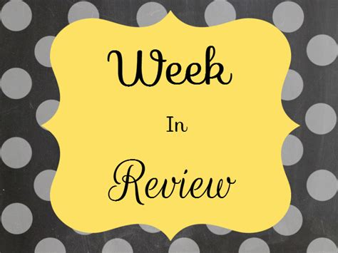 That Was The Week That Was by Week In Review 2014 3