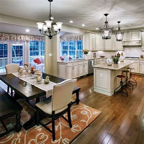 tips  determining   size home   favorite places spaces kitchen dining