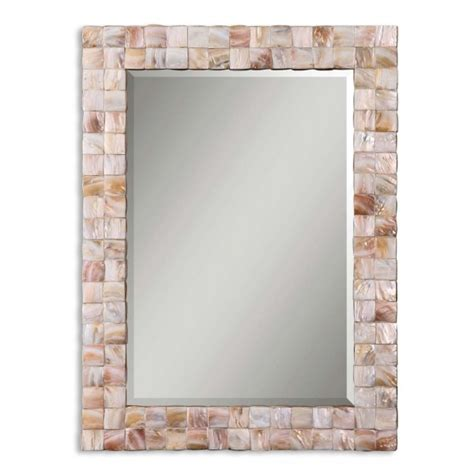 mosaic bathroom mirror 30 ideas of mosaic tile framed bathroom mirrors
