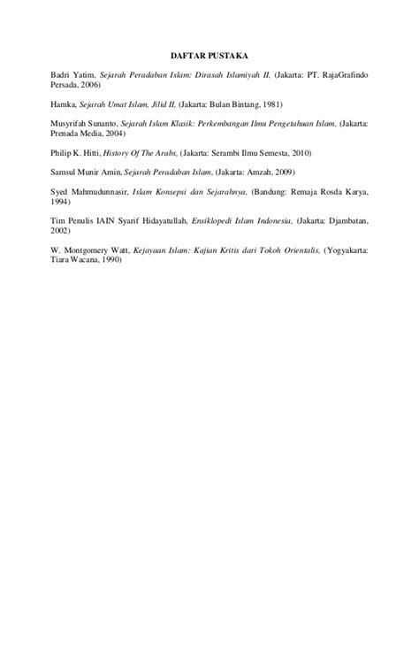 makalah biografi hamka perkembangan ilmu pengetahuan kedokteran pada masa dinasti