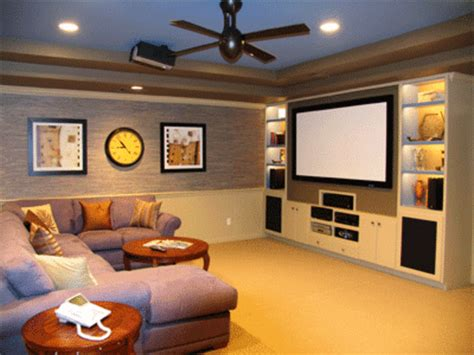 entertainment rooms home theater guide design bookmark 10733