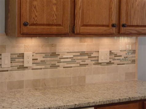 rustic backsplash tile rustic tile kitchen backsplash photos