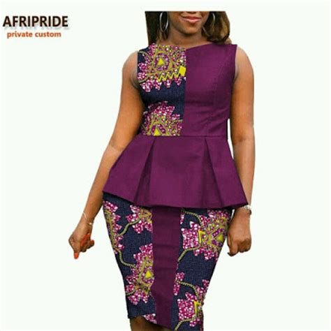 long and short ankara dresses latest pictures of short and long ankara peplum dresses