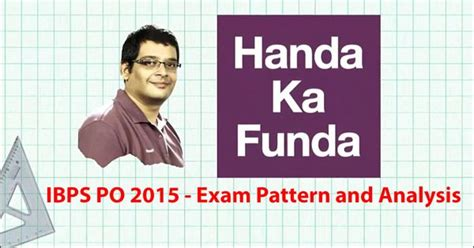 paper pattern ibps po 2015 ibps po 2015 details about the paper pattern structure