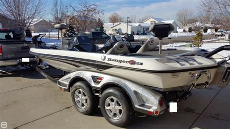 used ranger bass boats for sale on craigslist 2014 used ranger boats z519c bass boat for sale 48 975