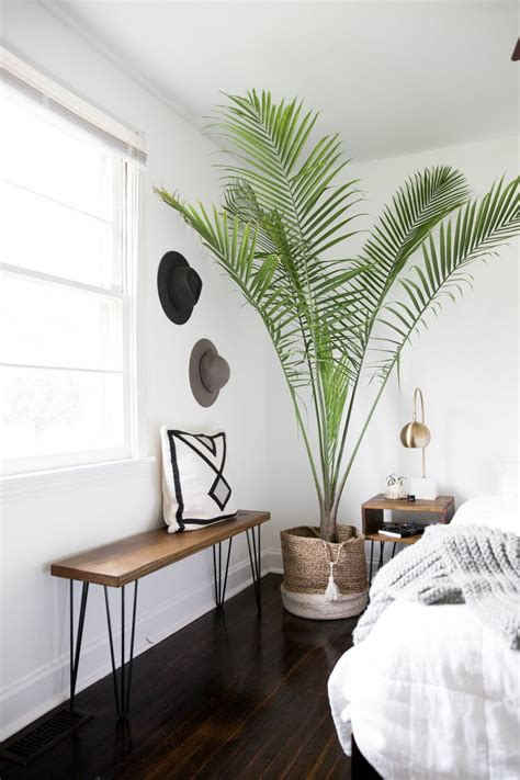 Decorating Bedroom With Plants by Lisadiederichphotography Apartmenttherapyhometour 18 Jpg