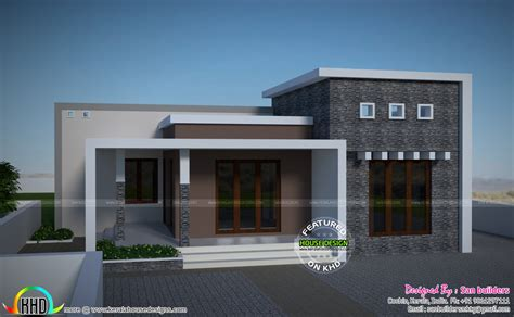 kerala home design 15 lakhs 25 lakhs house plan kerala home design and floor plans