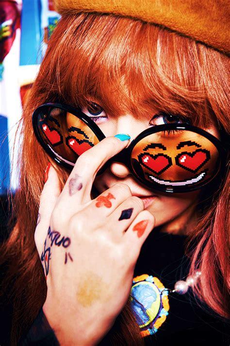 hyuna tattoo ice cream hyuna ice cream photoshoot www imgkid com the image