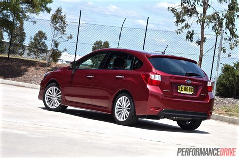 2015 Subaru Impreza Review by 2015 Subaru Impreza 2 0i S Review Performancedrive