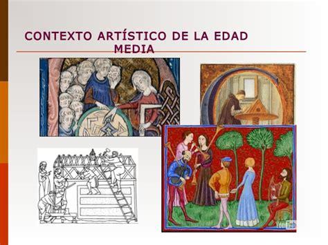 Imagenes Artisticas De La Edad Media | contexto art 237 stico de la edad media
