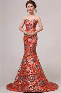 Wedding dressses wedding cheongsams chinese gowns chinese dresses red