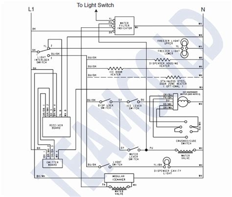 kenmore maker wiring diagram wiring diagram with