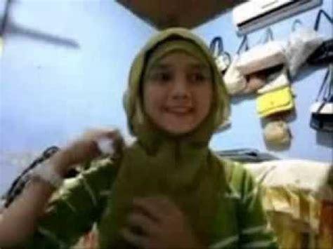kerudung prngantin hijab cantik cara menggunakan kerudung pengantin citra